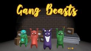 Random Gang Beasts Bullshittery