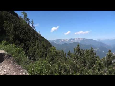 Travel : World Trip 147 : Austria, Bad Ischl : Katrin Cable Car ride and Mountain Walk