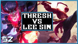 THRESH VS LEE SIN?! (League of Legends) | Shorewarz