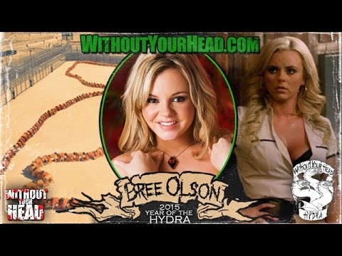 Bree Olson Human Centipede 3 Without Your Head Interview