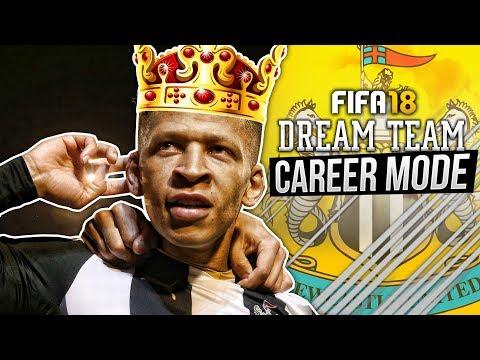 KING GAYLE!!! | FIFA 18: Newcastle United Dream Team Career Mode - S1 E4