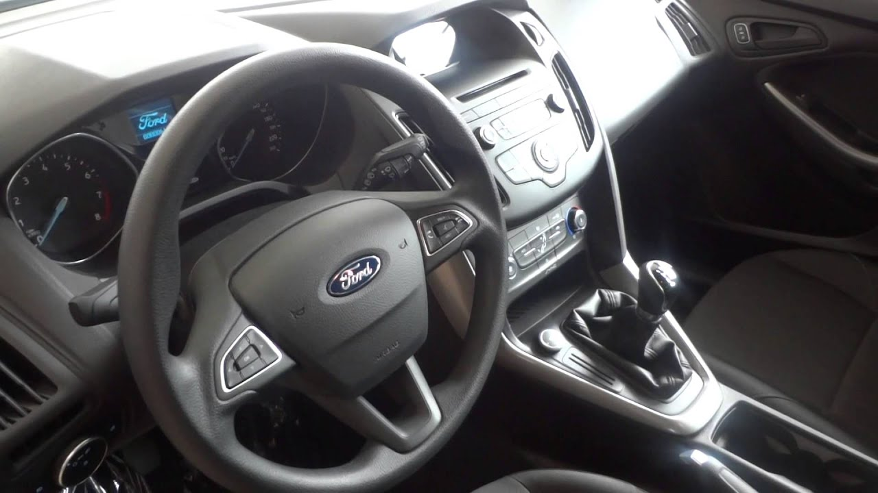 Ford focus 2017 s
