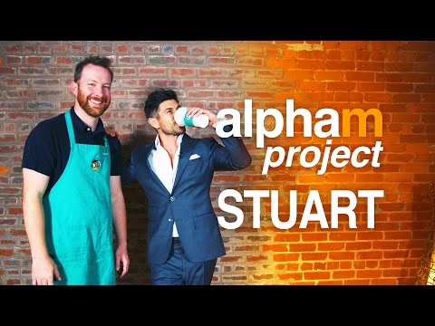 Alpha M Project Stuart | A Men's Makeover Series | S3E2