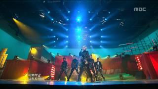 U-Kiss - ManManHaNi, 유키스 - 만만하니, Music Core 20091128