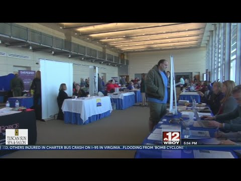 Pierpont Community and Technical College hosts job fair for the public