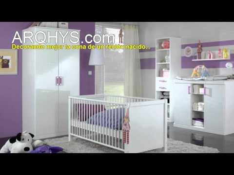 ¿Cómo decorar una cuna?. Todo sobre la decoración de cuartos para bebés...