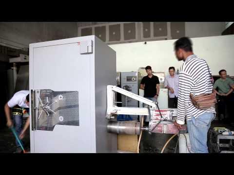UL 30x6 Coring, Grinding, Drilling Test HD