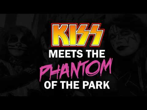 KISS Meets the Phantom of the Park:  Presented by CineMania