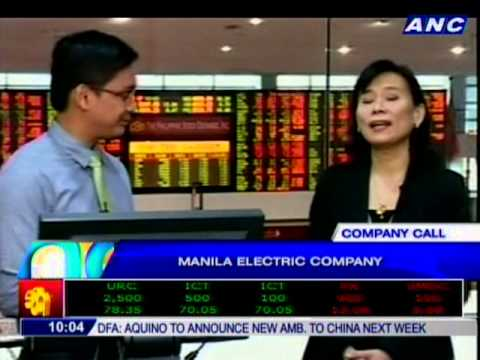 Company Call: Manila Electric