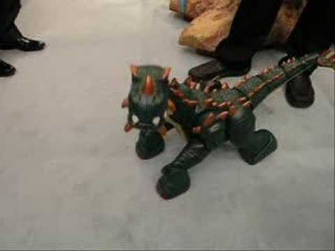 Imaginext Spike The Ultra Dinosaur - CollectionDX