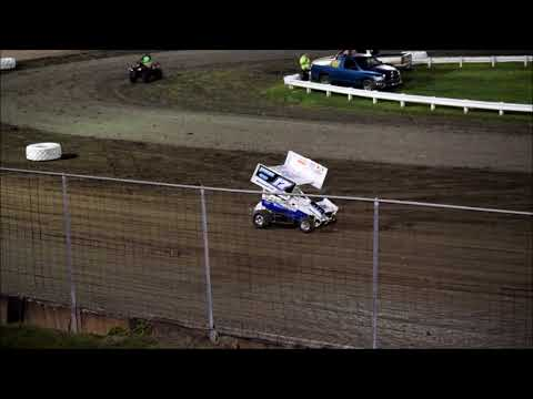 RIVERSIDE INT SPEEDWAY 600 MINI SPRINTS  9 23-17