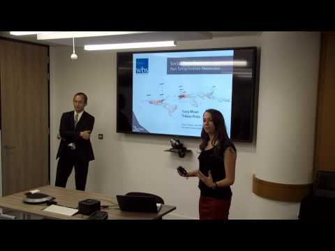 Social Data Science masterclass - Dr Suzy Moat and Dr Tobias Preis, University of Warwick