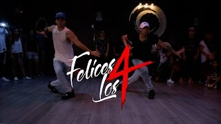 Maluma - Felices los 4 | Dance Video | Choreography by @jeremyiturri y @pato_quinones
