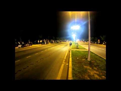 Bão Đêm + Dợt Xe đêm 2-9 2014 tại Ninh Thuận