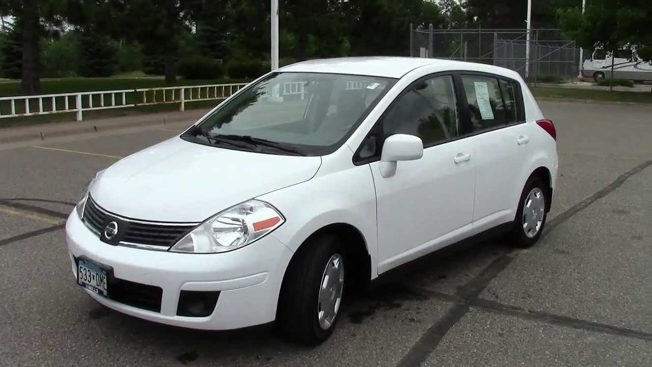 Exceptional 2009 Nissan Versa Hatchback   YouTube