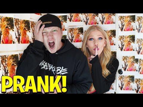 5 Ways to Prank UNSPEAKABLE! - Funny Challenge