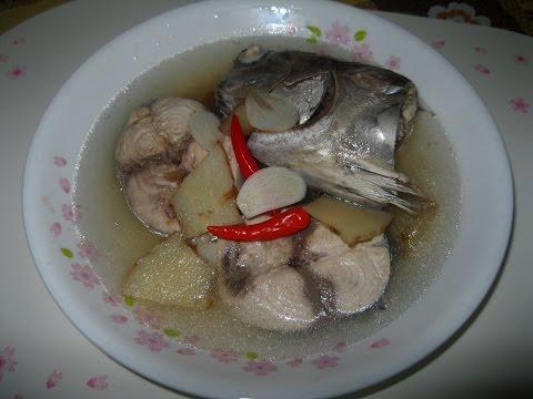 Taha Masak Ikan Singgang@ Kitchen Recipes