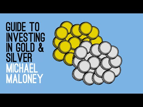 Guide to Investing in Gold and Silver by Mike Maloney - Animated