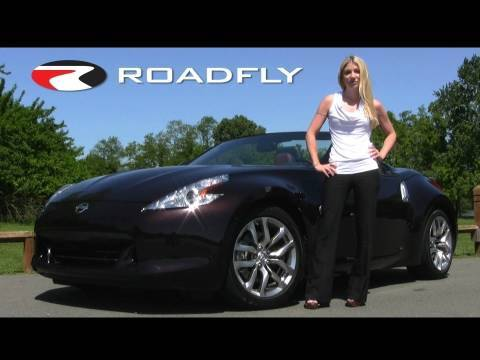 Roadfly.com - 2010 Nissan 370Z Roadster Road Test & Review