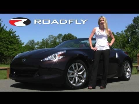 Roadfly 2010 Nissan 370z Roadster Road Test Review Youtube