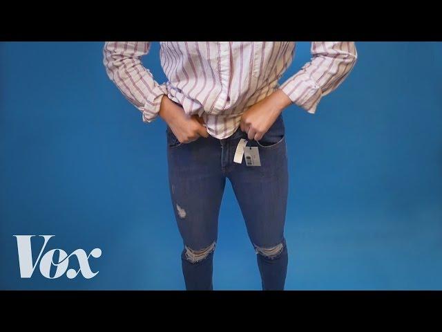 Why womens clothing sizes dont make sense