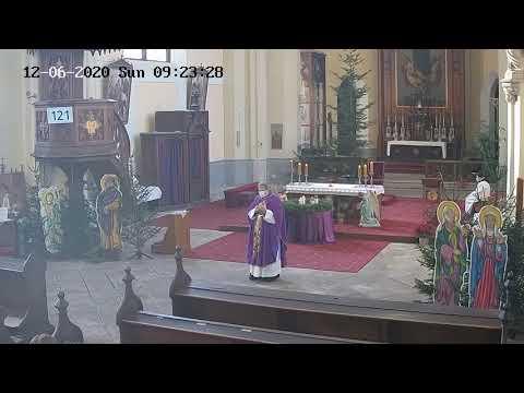 Homilie otce Tomase na 2. neděli adventní (B)