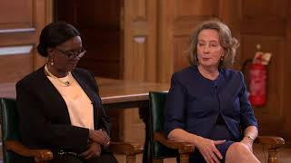 First Women of the Supreme Courts in Conversation Highlights