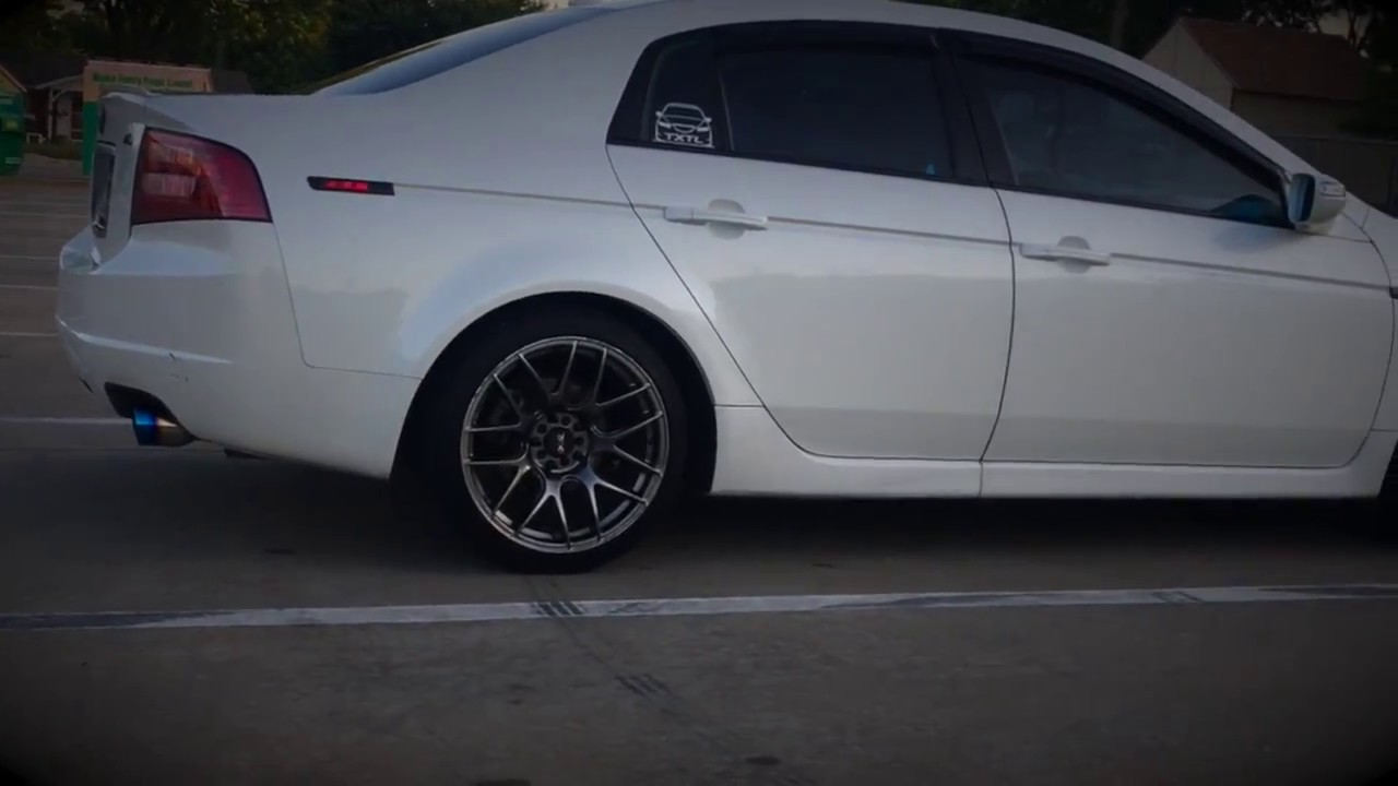 my acura tl ashley youtube