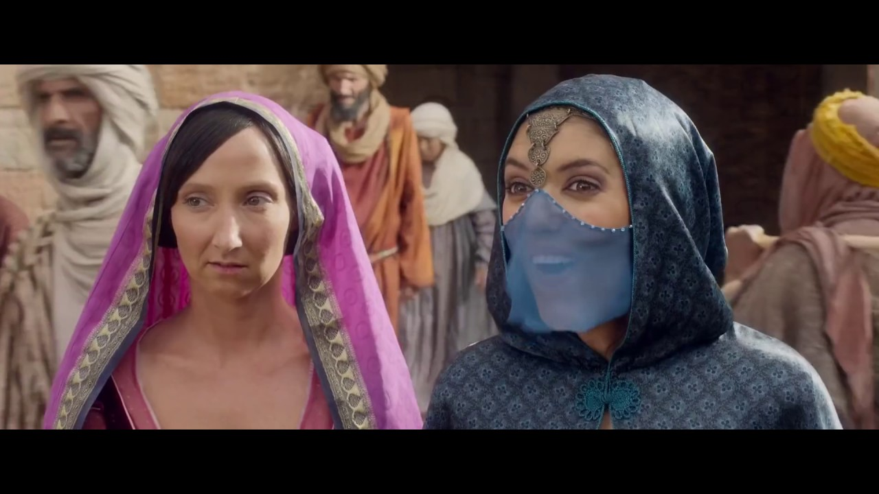 Alaaddin'in Serüvenleri  komedi full hd film İzle