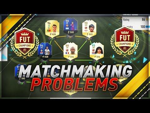 ww2 matchmaking problems