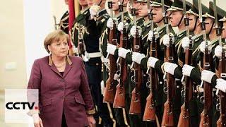 Visite de Merkel en Chine : commerce et investissements en ligne de mire