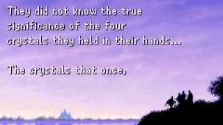 Final Fantasy I & II - Dawn of Souls - Final Fantasy I  and  II - Dawn of Souls (GBA) - Vizzed.com GamePlay - User video