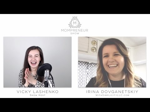 53 Natural Makeup and Opening a Boutique in an Airstream with Irina Dovganetskiy - With Simplicity