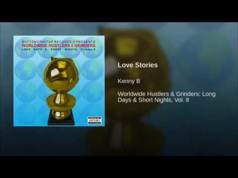 Kenny B - Love Stories