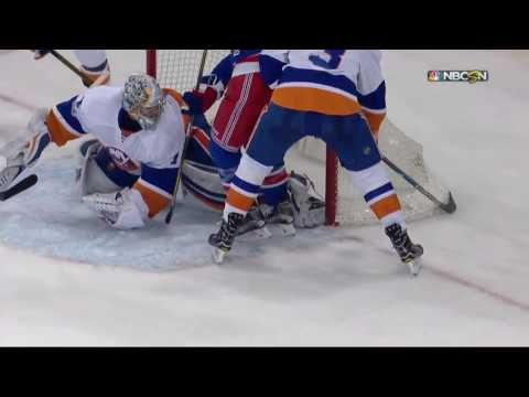 New York Islanders v New York Rangers - March 22, 2017 | Game Highlights | NHL 2016/17