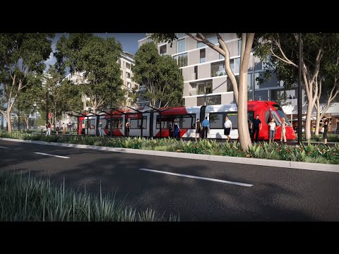 Parramatta Light Rail: Accelerating Urban Renewal in Sydney
