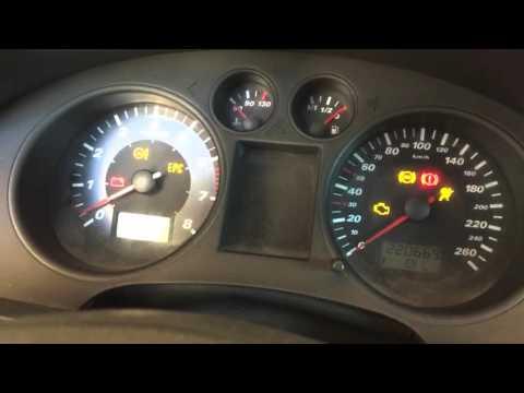 Falla Seat Ibiza (baja de revoluciones, motor hace explosiones, frenos poco agarre)