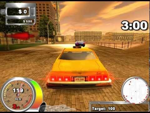 Super Taxi Driver 2006 (Jogo Lixo)