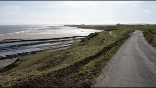 Cycle from Berwick Seaview Club Site