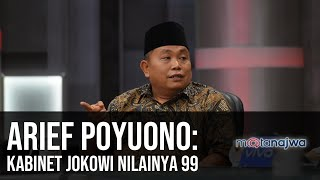 Gono-Gini Kursi Menteri - Arief Poyuono: Kabinet Jokowi Nilainya 99 (Part 1)   Mata Najwa