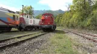 Au fil des traverses n° 2 : Balade à bord du Train Rouge  HD thumbnail