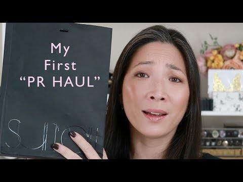 "My First ""PR Haul"""