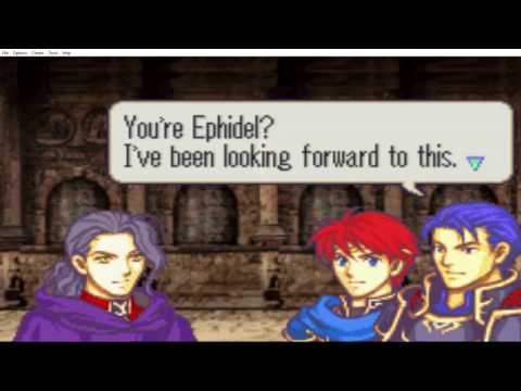 Lets Conquer Fire Emblem 7 Part 15: Dragons gate