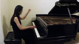 Ling-Ju Lai: J.S. Bach - Keyboard Concerto, BWV 1054, Allegro