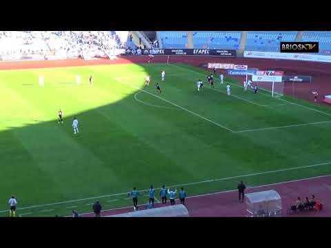 Académica 1-0 Nacional: Golo de Djoussé