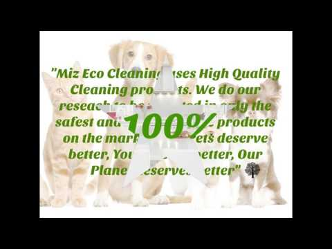 eco friendly cleaning service in San Diego