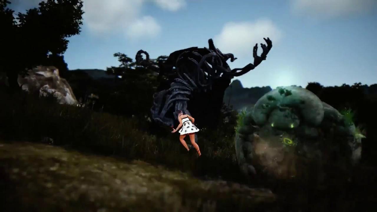 Black Desert Online - Defeat the Awakened Black Spirit Quest - YouTube