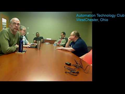 Automation Technology Club Meeting Live Stream