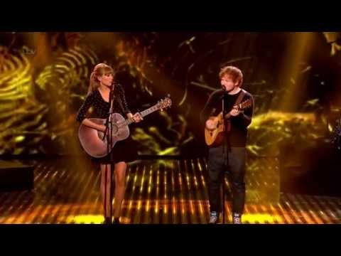Thumbnail: Taylor Swift & Ed Sheeran - Everything Has Changed live on BGT (HD)