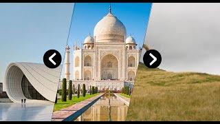 Image Slider (3/3) Auto Slide using HTML 5,CSS 3 & JavaScript Mp3